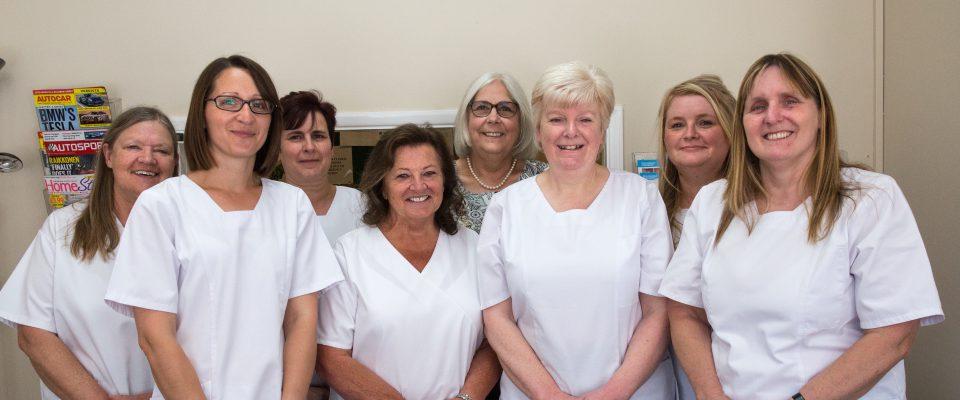 Faversham Dental Practice Staff